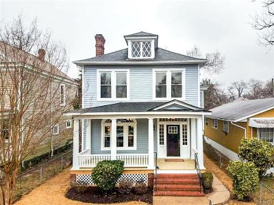 Richmond Single Family Home For Sale: 3522 Enslow Avenue