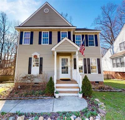 Henrico Single Family Home For Sale: 10129 Oakley Pointe Drive