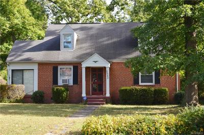 Richmond Single Family Home For Sale: 3520 McGuire Drive