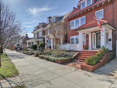 Richmond Single Family Home For Sale: 6 North Boulevard