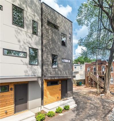 Richmond Single Family Home For Sale: 200 Robinson Square Alley