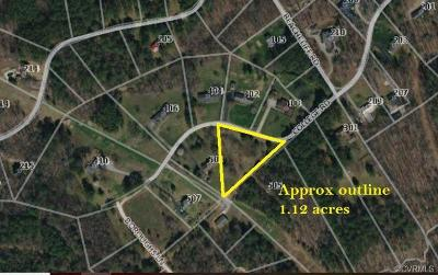 Blackstone Residential Lots & Land For Sale: College Road