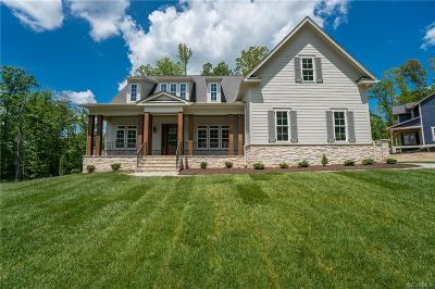 Midlothian Single Family Home For Sale: 14800 Michaux Valley Circle
