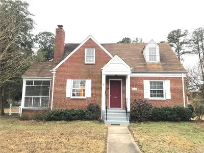 Henrico Single Family Home For Sale: 6521 Monument Avenue