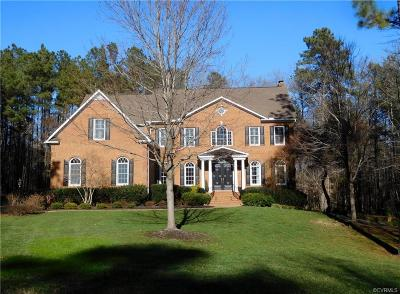 Goochland Single Family Home For Sale: 13258 Barwick Lane