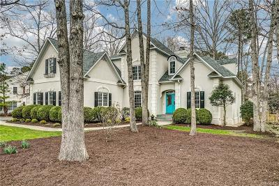 Henrico County Single Family Home For Sale: 12300 Ashton Mill Terrace