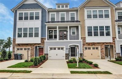 Henrico Condo/Townhouse For Sale: 2138 Perennial Circle #17 D