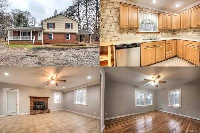 Chesterfield Single Family Home For Sale: 2701 Kingsdale Road