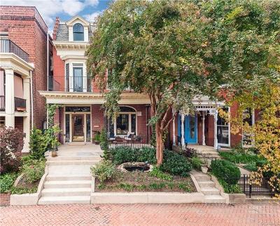 Richmond Condo/Townhouse For Sale: 1422 Grove Avenue