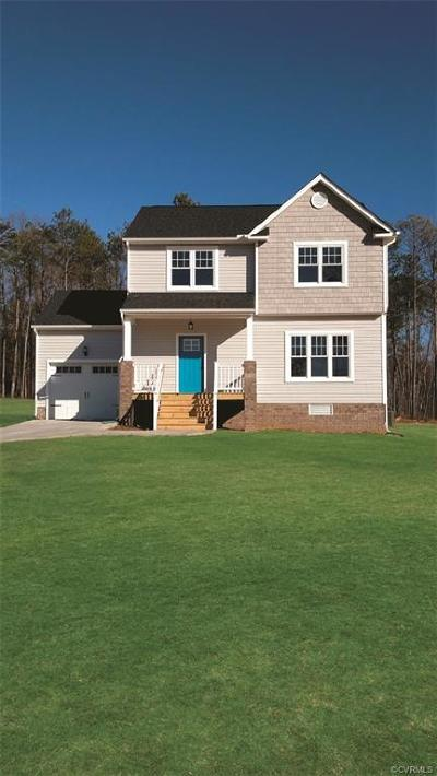 Chester VA Single Family Home For Sale: $264,900