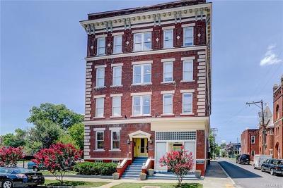 Richmond Condo/Townhouse For Sale: 1301 Porter Street #303