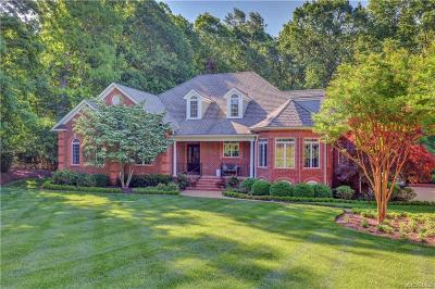 Chesterfield County Single Family Home For Sale: 2409 Hartlepool Lane