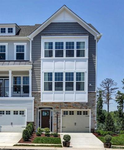Henrico Condo/Townhouse For Sale: 2144 Perennial Circle #20 Blk D