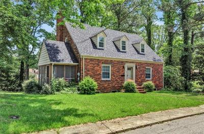 Hopewell Single Family Home For Sale: 103 Oakwood Avenue