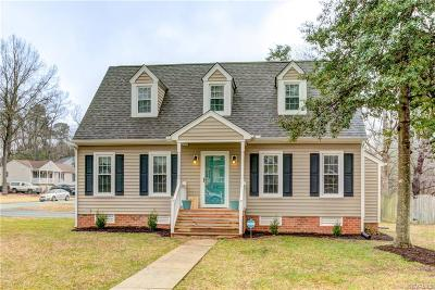 Chesterfield Single Family Home For Sale: 6010 Holly Trace Drive