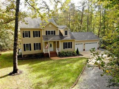 Goochland County Single Family Home For Sale: 2240 Wind Song