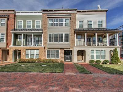 Henrico Condo/Townhouse For Sale: 104 Rocketts Way