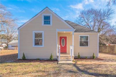 Richmond Single Family Home For Sale: 9307 Quinnford Boulevard