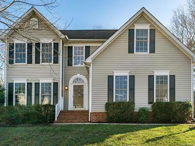 Mechanicsville Single Family Home For Sale: 6355 Gemstone Place