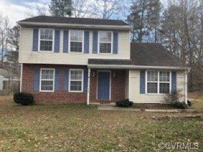Henrico Single Family Home For Sale: 508 Little Margaret Lane
