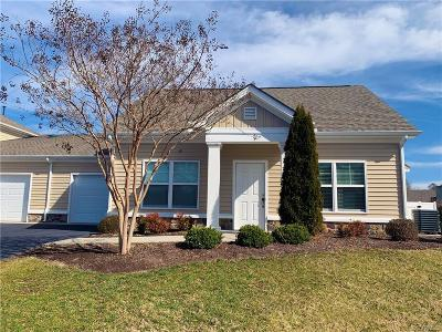 Chesterfield Condo/Townhouse For Sale: 303 Kernel Court
