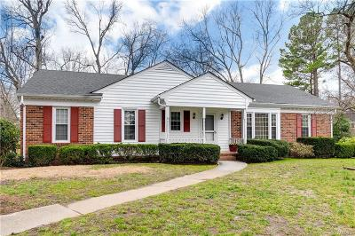 Henrico Single Family Home For Sale: 9507 Skyview Court