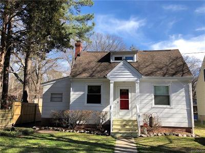 Henrico Single Family Home For Sale: 6813 Glenwood Street