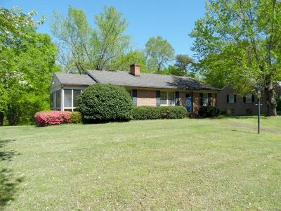 Farmville Single Family Home For Sale: 1000 Fourth Avenue