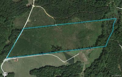 Amelia County Residential Lots & Land For Sale: 35.14 Acres Cherry Row Lane