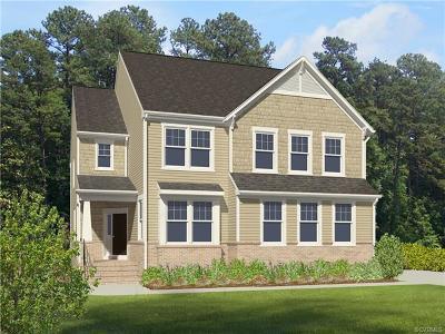 Chester VA Single Family Home For Sale: $380,450