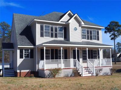 Hopewell Single Family Home For Sale: 5424 Mulberry Drive