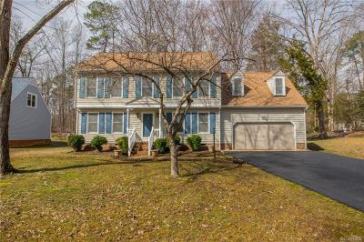 Midlothian Single Family Home For Sale: 5900 Gates Mill Place