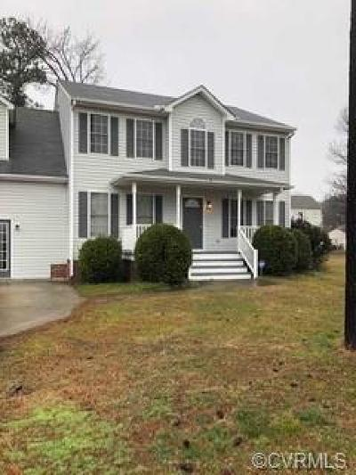 Henrico Single Family Home For Sale: 1626 Midview Road
