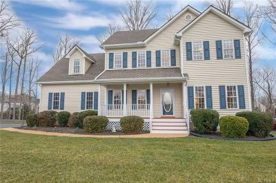 Midlothian Single Family Home For Sale: 11954 Penny Bridge Drive