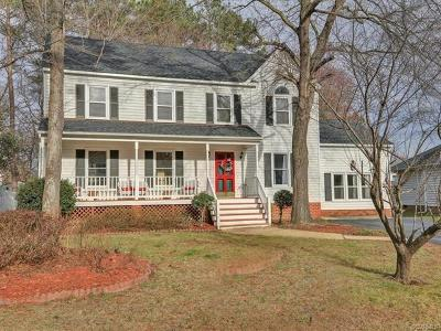 Chesterfield Single Family Home For Sale: 5819 South Melbeck Road