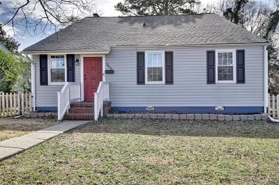 Henrico Single Family Home For Sale: 2403 Greenway Avenue