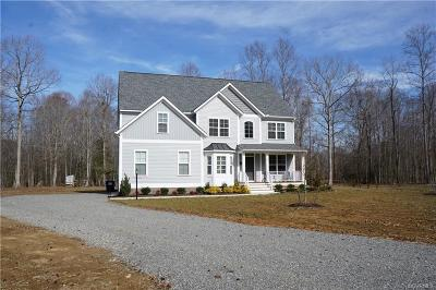 New Kent Single Family Home For Sale: 11001 Creeks Edge Road