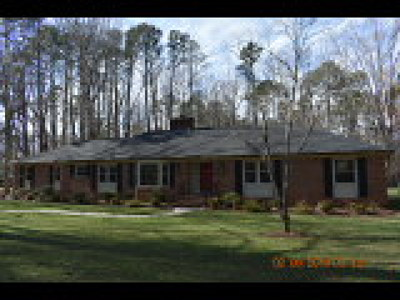 Nottoway County Single Family Home For Sale: 106 College Road