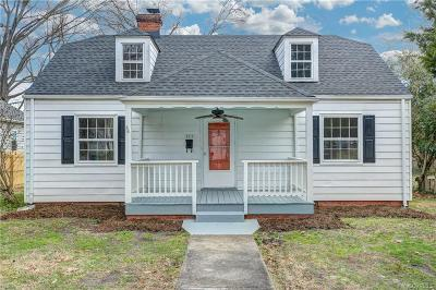 Henrico Single Family Home For Sale: 6111 Ellis Avenue