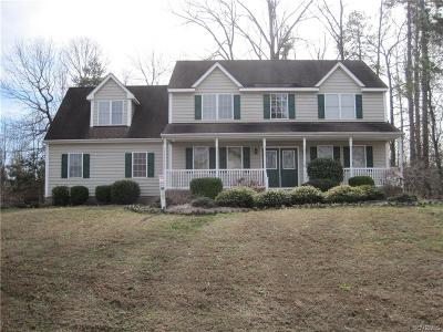 Chesterfield Single Family Home For Sale: 15118 Majestic Creek Drive