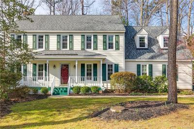 Richmond Single Family Home For Sale: 124 Vollie Road