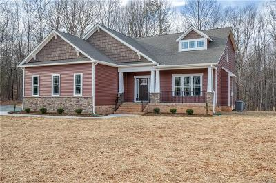 Goochland Single Family Home For Sale: 2804 Preston Park Way