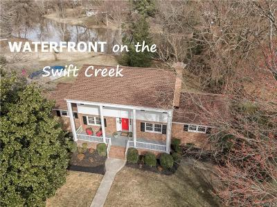 Single Family Home For Sale: 1007 Forestview Drive