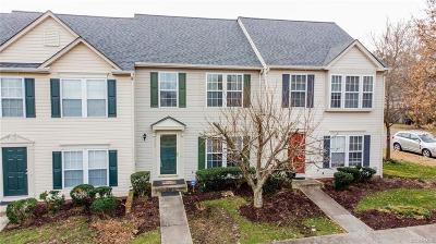 Henrico Condo/Townhouse For Sale: 3004 Thistlebrook Place #-