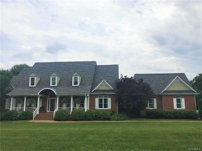 Hanover County Single Family Home For Sale: 14349 Three Oaks Lane