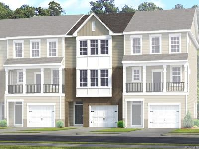 Chester Condo/Townhouse For Sale: 12028 Avaclaire Drive #Lot 44
