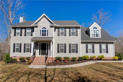 Goochland County Single Family Home For Sale: 1855 Abbeyfield Road