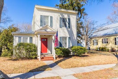 King William County Single Family Home For Sale: 429 2nd Street