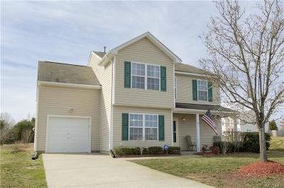 Chester Single Family Home For Sale: 13600 Littlebury Court