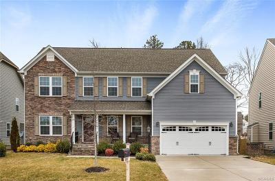 Ashland Single Family Home For Sale: 10212 Toliver Trail Circle